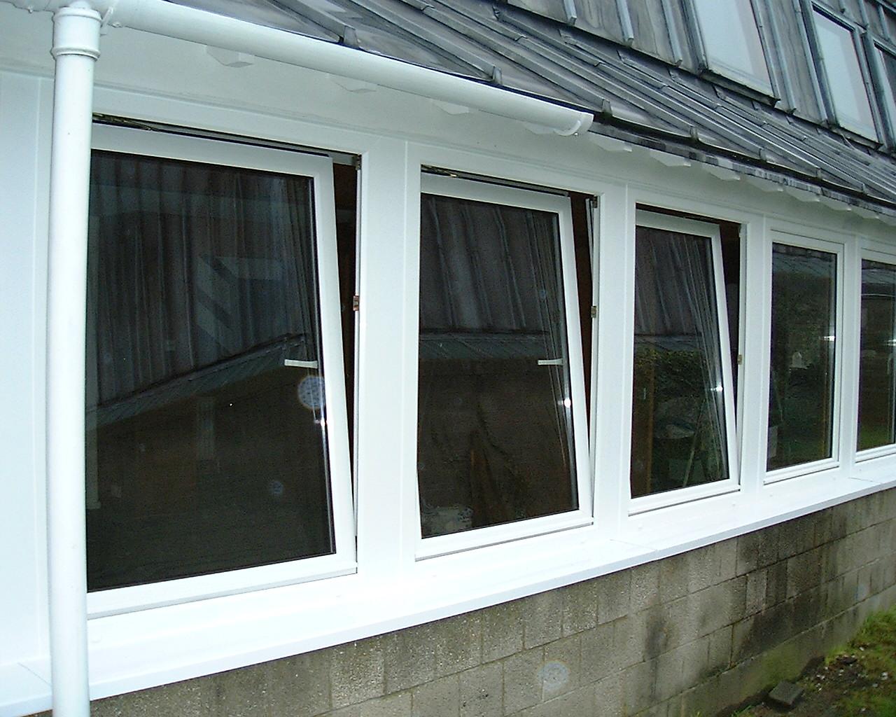 Commercial Tilt And Turn Windows : Tilt turn pivot and h or reversable window openers a